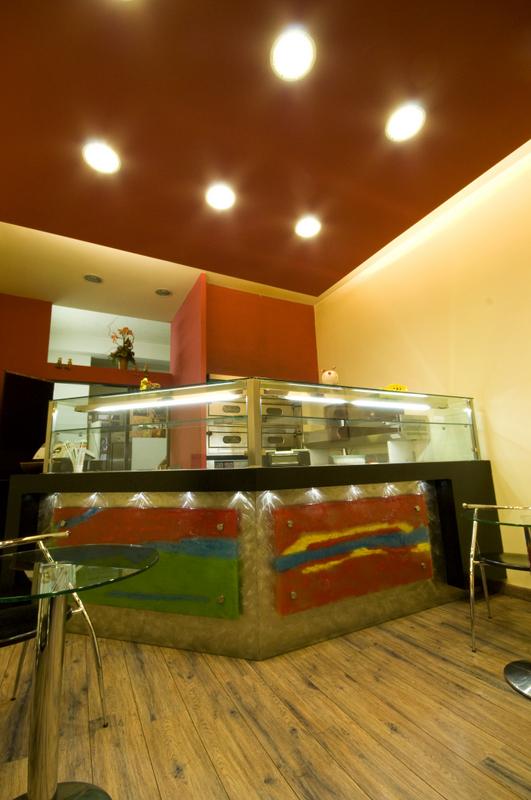 Pizzeria 2 oscar dalan design for Dalan hotel